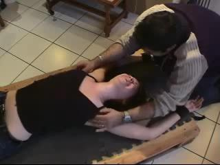 FrenchTickling - Daphne 1-5FrenchTickling