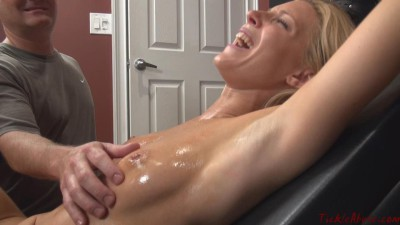 TickleAbuse - Ticklish TittiesTickleAbuse