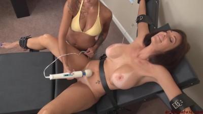 OrgasmAbuse - Charlee Chase Cums HardOrgasmAbuse