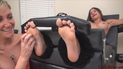 TickleAbuse - ChiChi ToeTiedTickleAbuse
