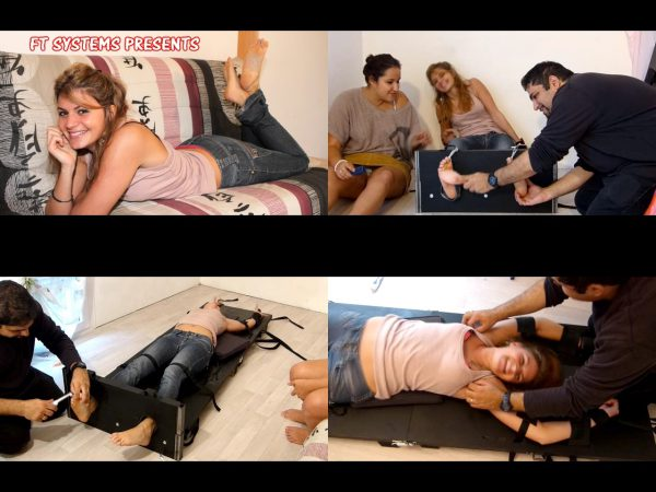 FrenchTickling - Agathe 1-5FrenchTickling