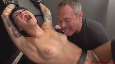 TickleAbuse - Joey Lickable Pits and TitsTickleAbuse