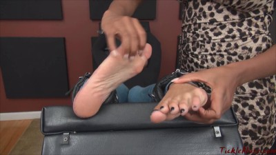 TickleAbuse - Emma Soles Up Arms UpTickleAbuse