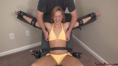 TickleAbuse - Quickie with MorganTickleAbuse