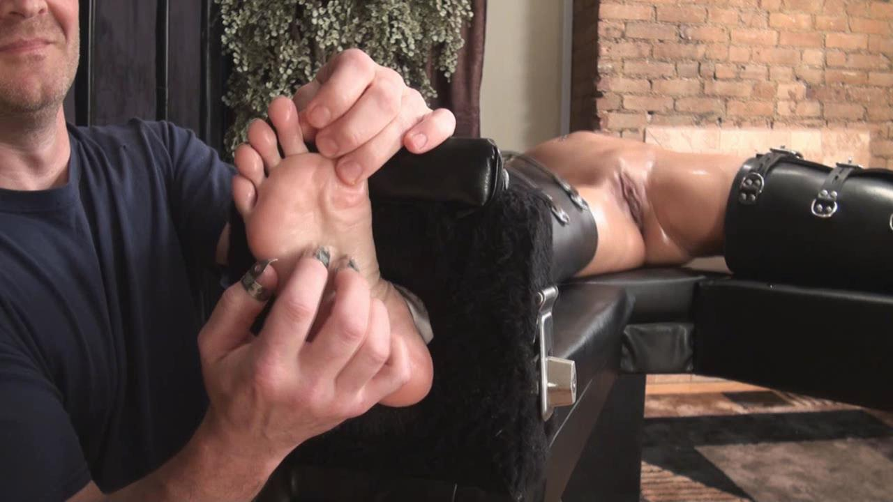 Love being asshole tickle torture sucking the