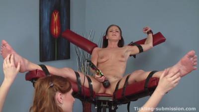 Tickling-Submission - I want ticklish orgasm - NathalyForcedOrgasm