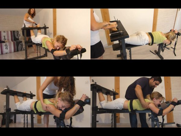 FrenchTickling - Aglae 1-4FrenchTickling