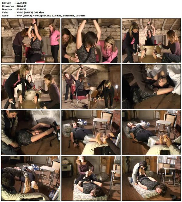 FrenchTickling - Alisson 1-5FrenchTickling
