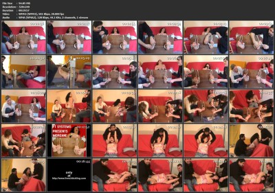 FrenchTickling - Morgane 1-5FrenchTickling