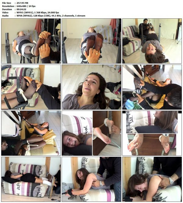 FrenchTickling - Anastasia 6-10FrenchTickling