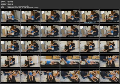 FrenchTickling - SelinaFrenchTickling