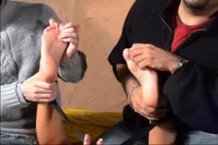 FrenchTickling - Jana 01-05FrenchTickling