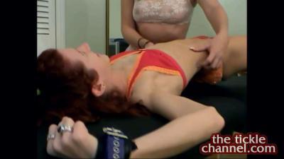 TheTickleChannel - Blonde Tickles RedheadTheTickleChannel