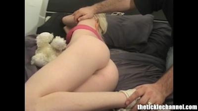 TheTickleChannel - Blonde Tied N Tickled By BoyfriendTheTickleChannel
