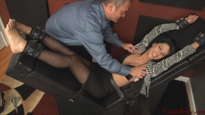 TickleAbuse - Sexy Secretary SamanthaTickleAbuse