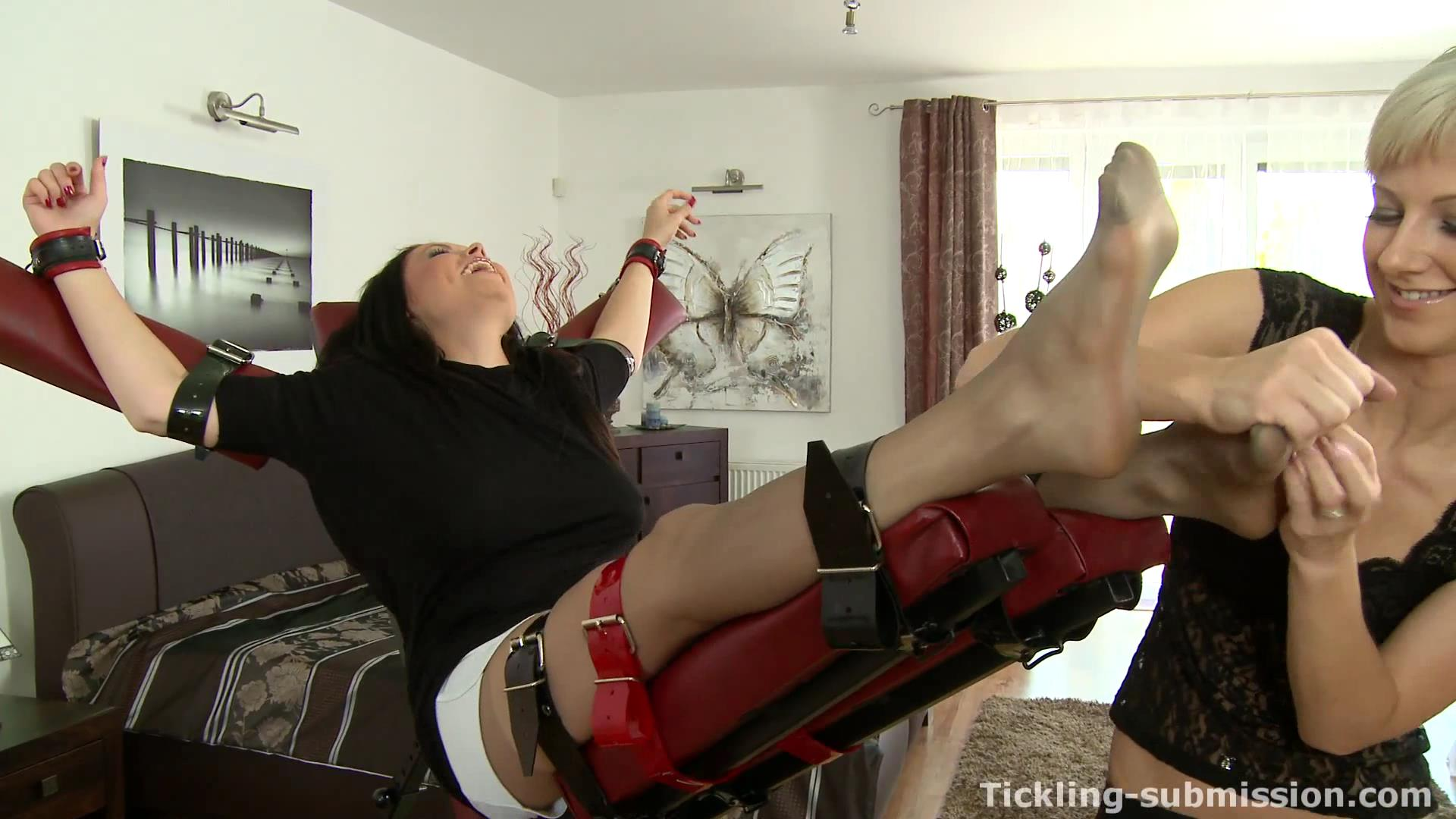 Nylon Foot Tickle