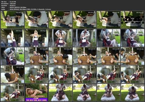 FrenchTickling - Zoe 01-05.wmv