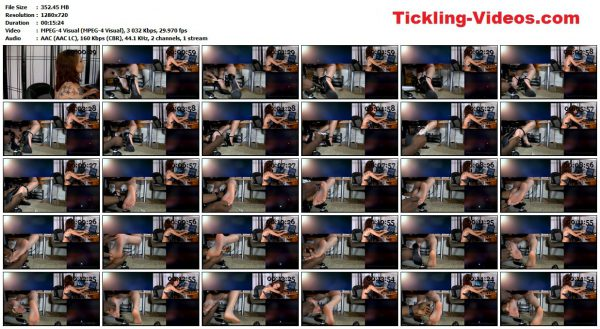 ShyAndWildTickling - Confident Girl Pt1 I Won't Respond!ShyAndWildTickling VIP Clips