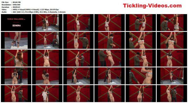 TickleChallenge - Kendra - Bondage 2 Tickle ChallengeTickleChallenge