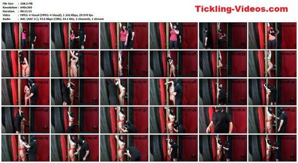 TickleChallenge - Taylor 2 - Bondage 1 Tickle ChallengeTickleChallenge