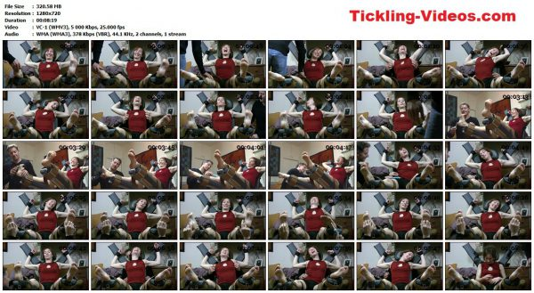 TicklingGamesFrenchSite - Claire tickled in the new deviceTicklingGamesFrenchSite VIP Clips