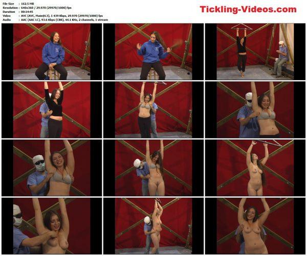 TickleChallenge - Diane - Strip Tickle ChallengeTickleChallenge
