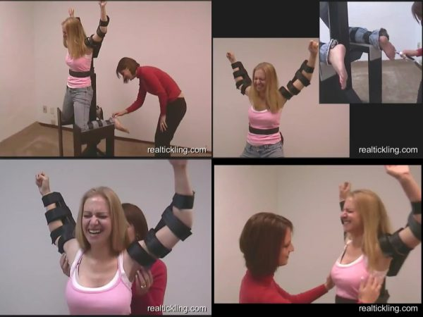 RealTickling - Bonnie on Bandit 1 - From AndiRealTickling