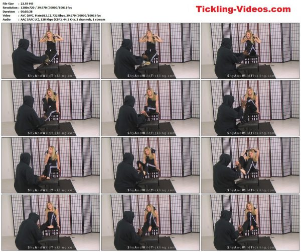 ShyAndWildTickling - The Assessment, Hydee Ho - Chair Tickling 3ShyAndWildTickling