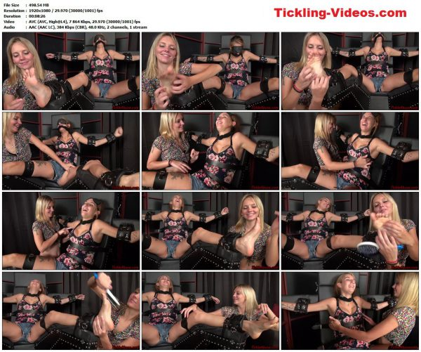 TickleAbuse - Abducting AhriTickleAbuse VIP Clips