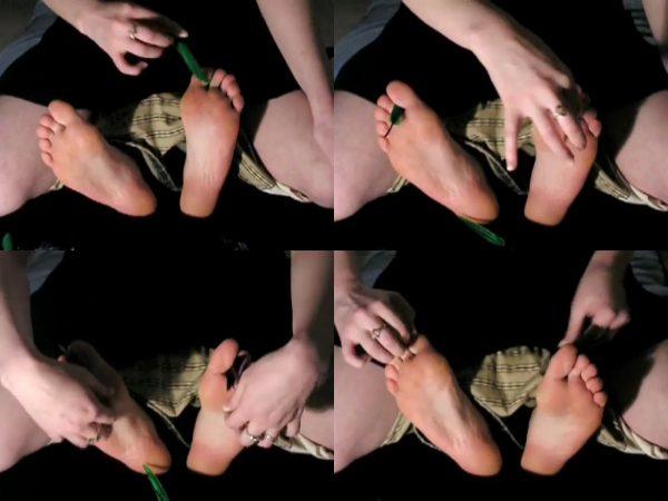 ParkersAmateurVideos - Cassie's FeetParkersAmateurVideos