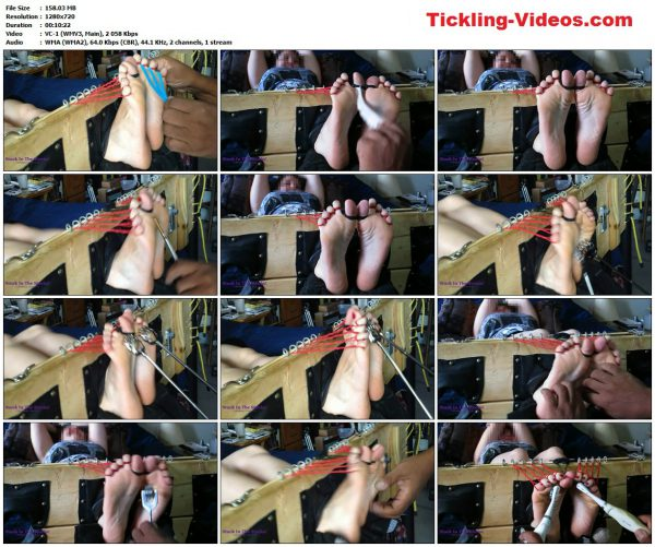 StuckInTheStocks - Jenni's Ten Terrible Minutes!StuckInTheStocks VIP Clips