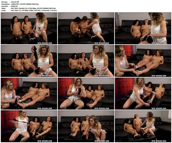 TheHottestDiaperGirls - Dillion and Kara Carter in I will Make You TalkTheHottestDiaperGirls VIP Clips