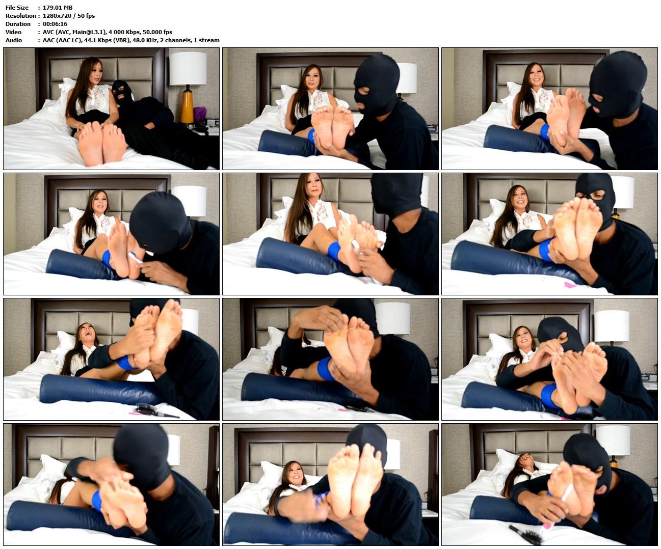 Lesbian letha massage