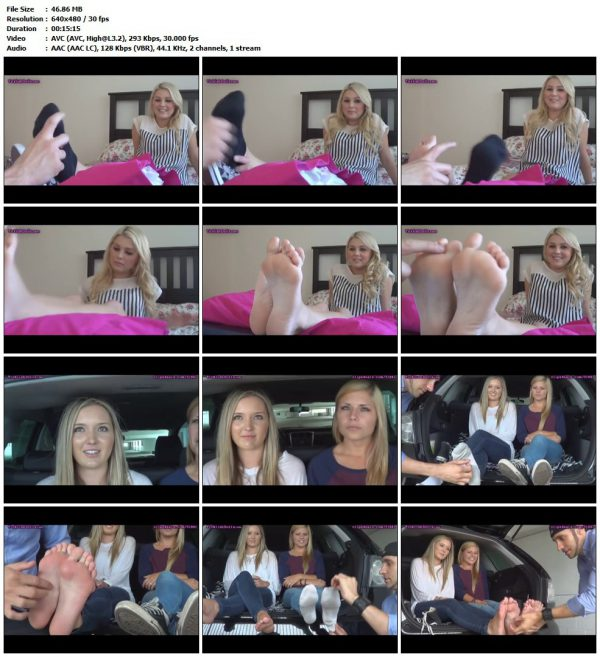 TicklishDolls - Feel Like You're Tickling Chloee!TicklishDolls