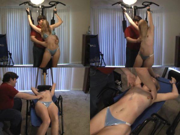 GirlsTiedandTickled - Samantha tickled and ice torturedSkelyrata / Girls Tied and Tickled