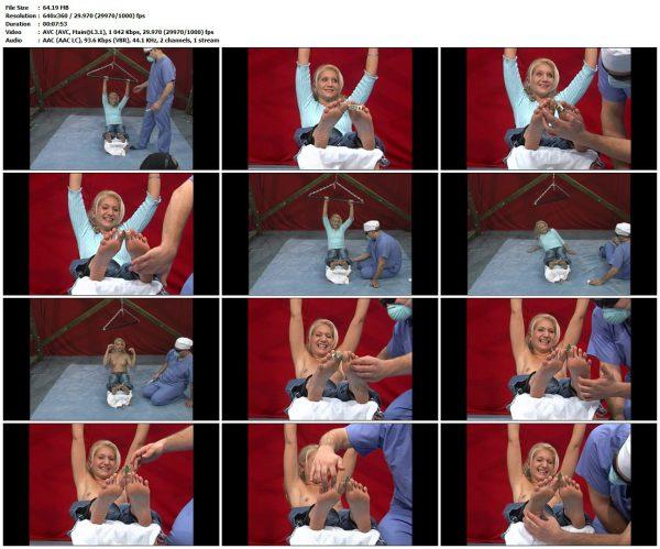 TickleChallenge - Sapphire - Foot Tickle ChallengeTickleChallenge