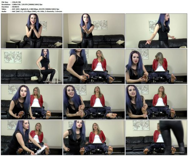 ShyAndWildTickling - Home Invasion Part 1 - Your Money...Now!ShyAndWildTickling