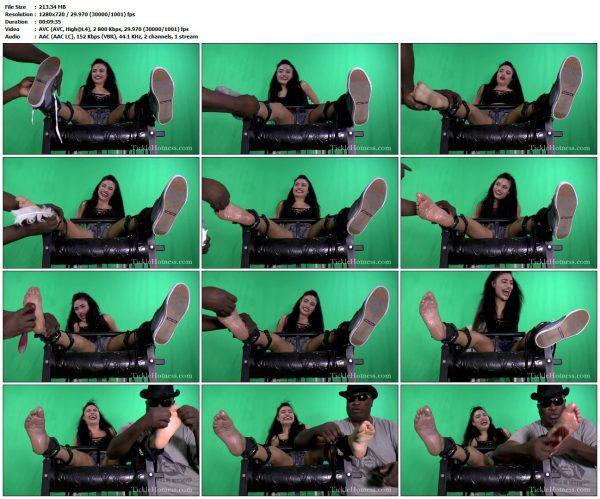 ShyAndWildTickling - Hot Feet Off The Street 23 Part 4 Heidy Pandora ExtendedShyAndWildTickling