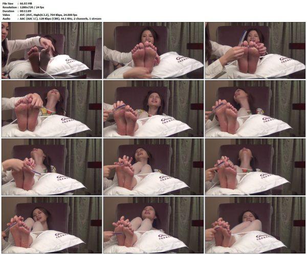 ChineseBeautiesTicklingTorture - Tickling Model XUEXUE Tickling Torture bareChineseBeautiesTicklingTorture