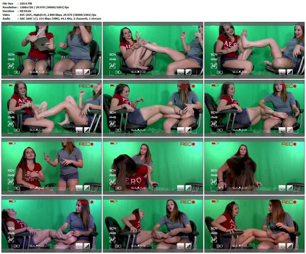 ShyAndWildTickling - Tickle Teasing Twins - Part 2ShyAndWildTickling