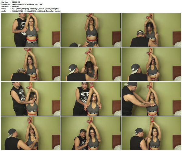 """TheTickleRoom - Maya Wants To Be Free """"OK I'M SUBMISSIVE""""TheTickleRoom VIP Clips"""
