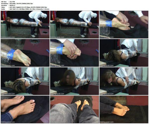 Tickling-Post - Tickling Dandra Hart 3 - Feet Feet ArmsTickling-Post
