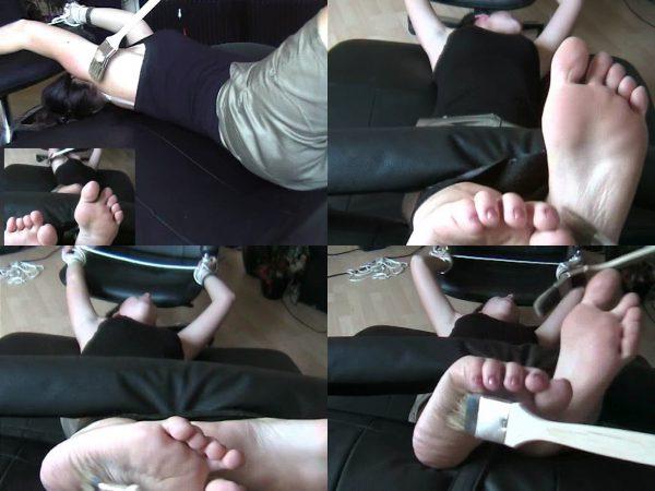 CreativeArtTickling - Jordan - Armpits and FeetCreativeArtTickling