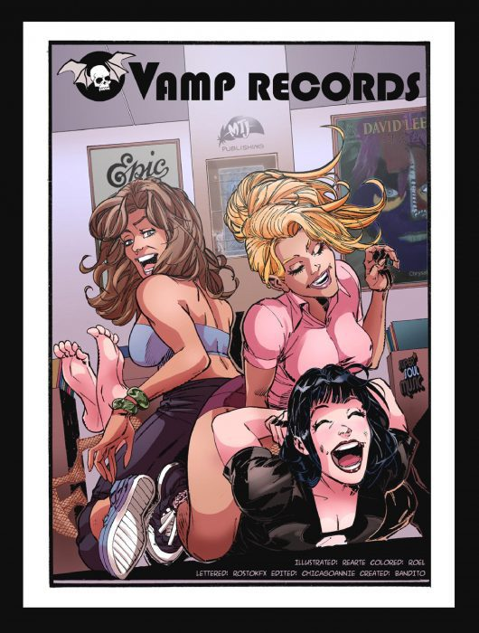 Vamp Records