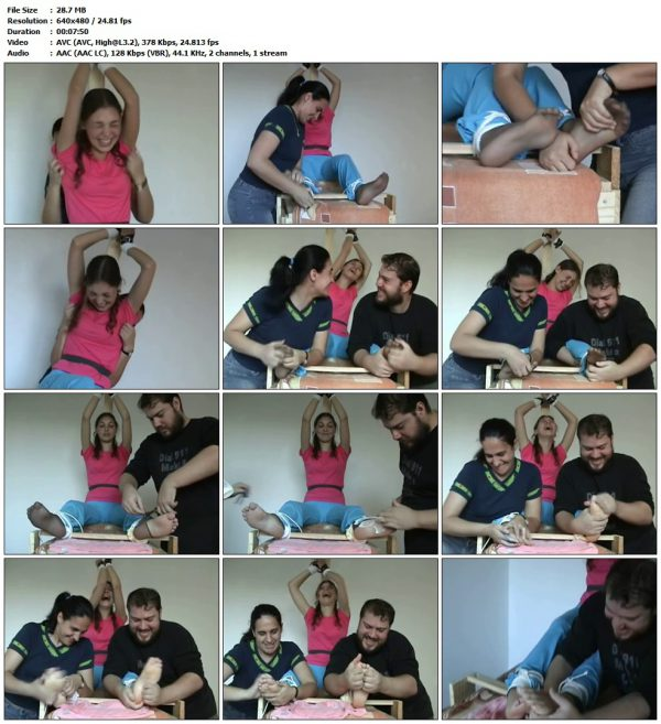 TheEvilTicklers - The Samantha punishmentTheEvilTicklers