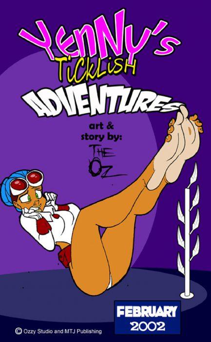 Yenny's Ticklish Adventures 05Comics