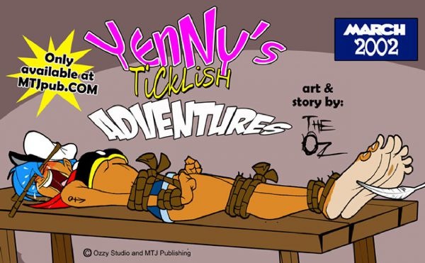 Yenny's Ticklish Adventures 06Comics