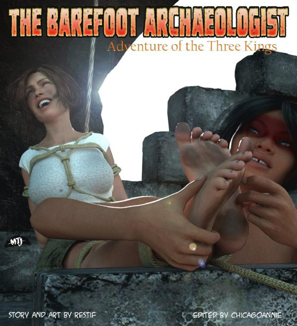 The Barefoot Archaeologist