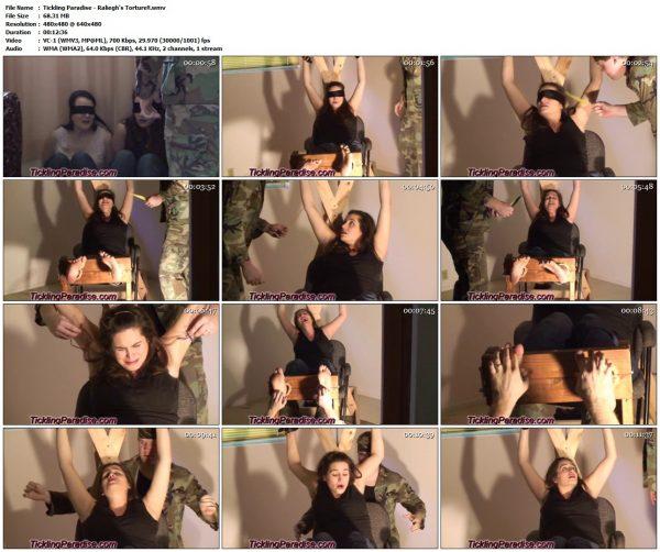 TicklingParadise - Raliegh's Torture!!TicklingParadise