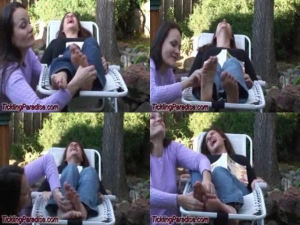 TicklingParadise - Raleigh's Barefoot TortureTicklingParadise